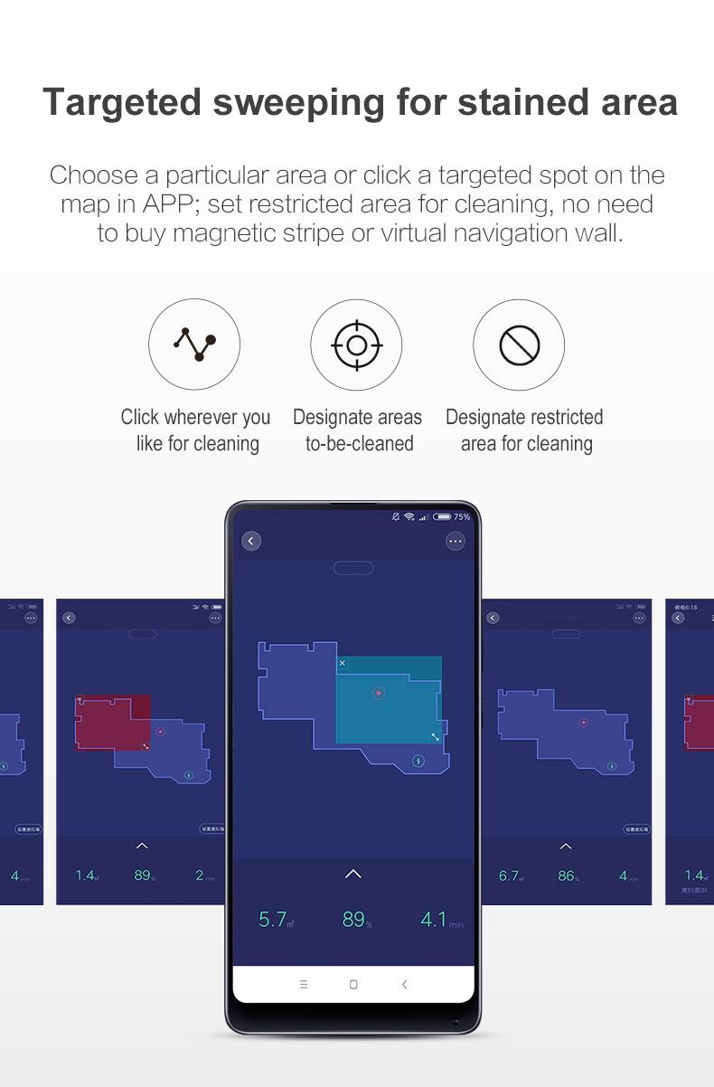 Xiaomi Viomi V2: Aplicación