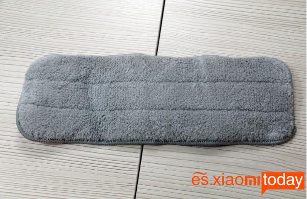 Xiaomi Deerma Mop Análisis: Piezas