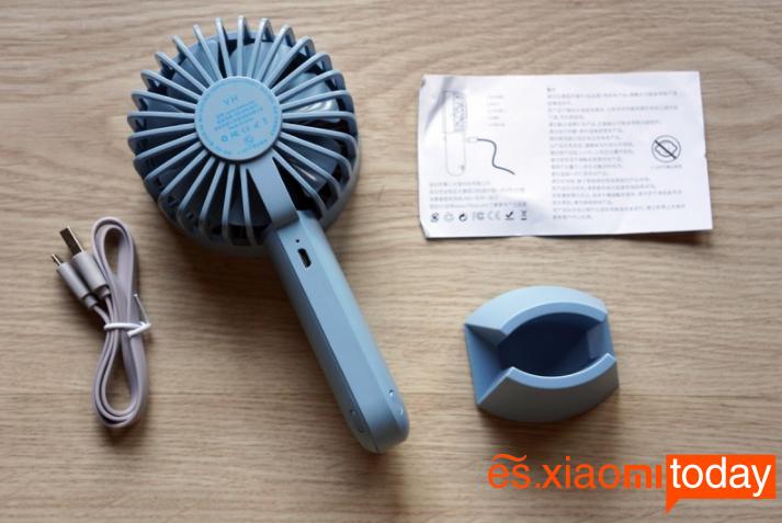Xiaomi Youpin VH: Empaque