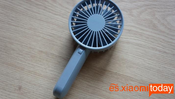 Xiaomi Youpin VH: Diseño y apariencia