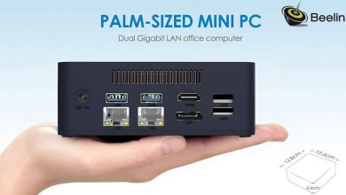 Beelink L55 Una potente Mini PC multitareas
