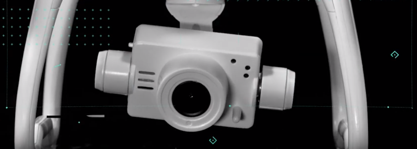 Dron JJRC X6 Aircus: Cámara