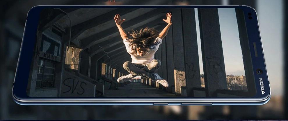 Nokia 9 PureView pantalla