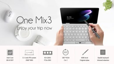 One-NetBook One Mix3