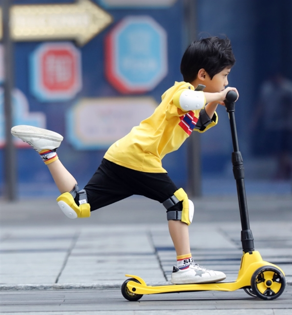 Xiaomi Children Scooter - Demostración