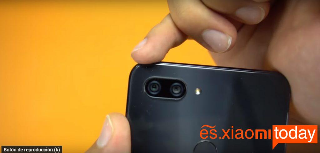 Xiaomi Mi 8 Lite - Cámaras posteriores