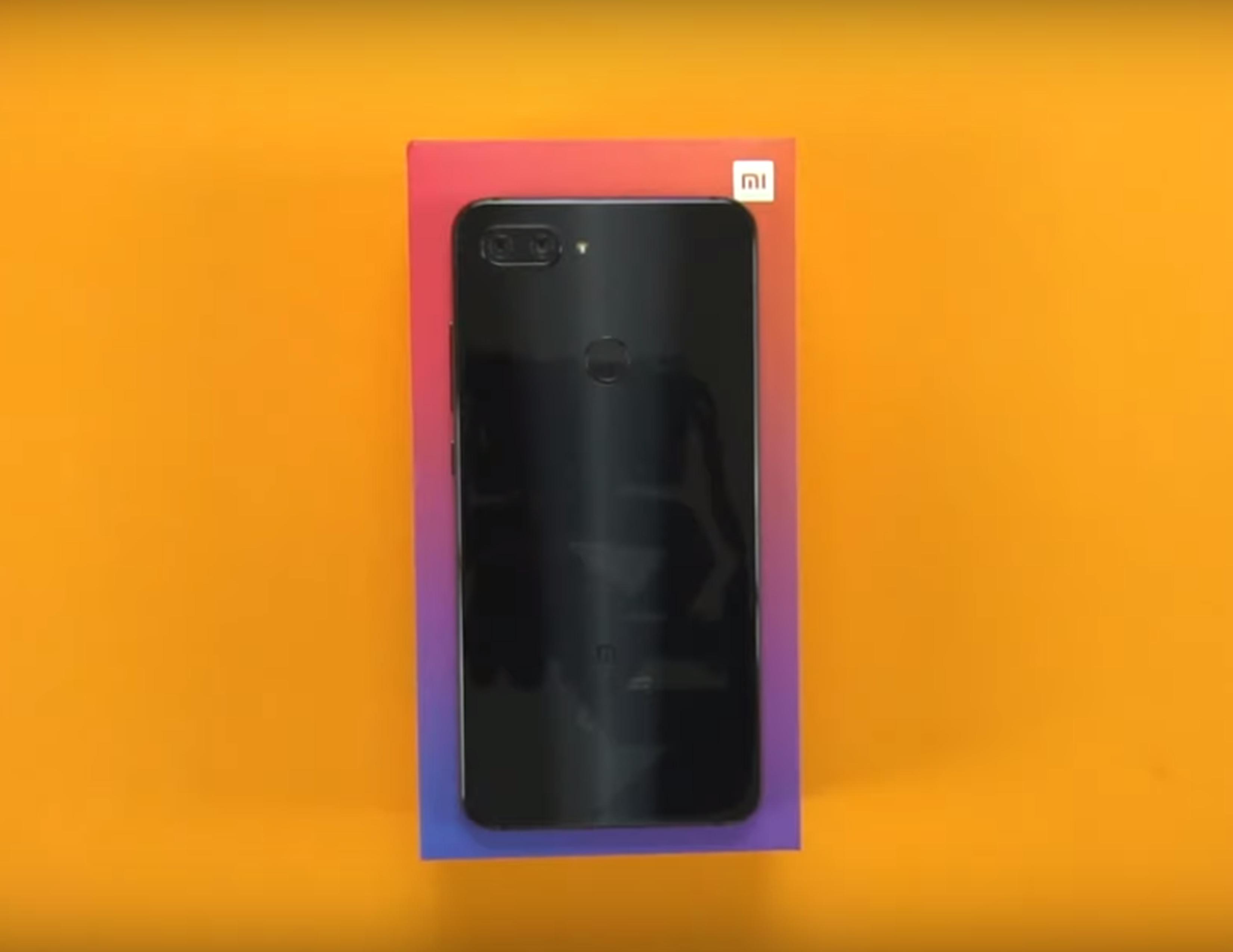 Xiaomi Mi 8 Lite - Destacada