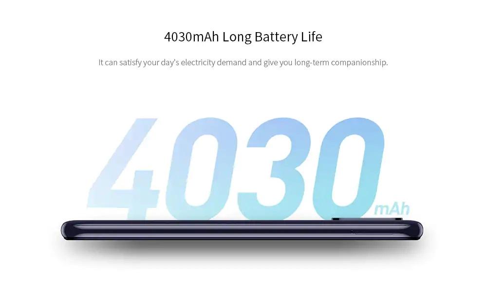 Xiaomi Mi CC9e batería