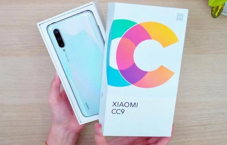 Xiaomi Mi CC9 destacada