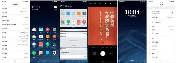 Así se ve esta nueva versión de MIUI en el Xiaomi Mi 9