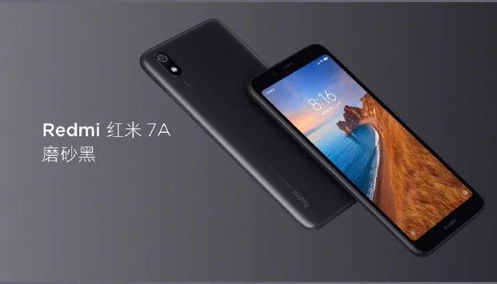 El Xiaomi Redmi 7A será lanzado en la India, y estas son sus especificaciones