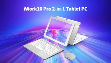 ALLDOCUBE iWork 10 Pro 2 in 1 Tablet PC