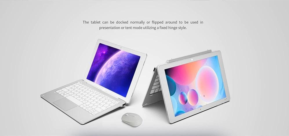 ALLDOCUBE iWork 10 Pro 2 in 1 Tablet PC DISEÑO