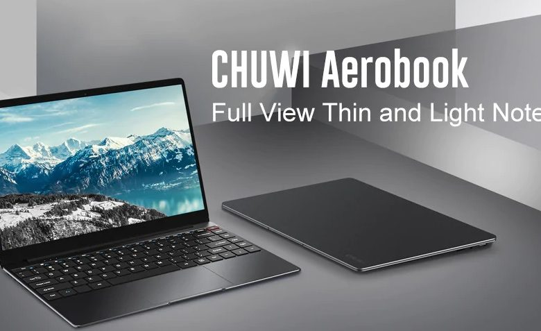 CHUWI AeroBook