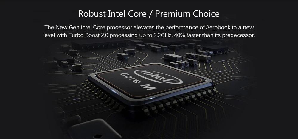 CHUWI AeroBook procesador