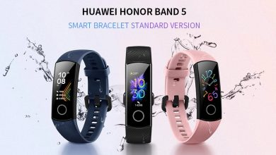 Honor Band 5 destacada