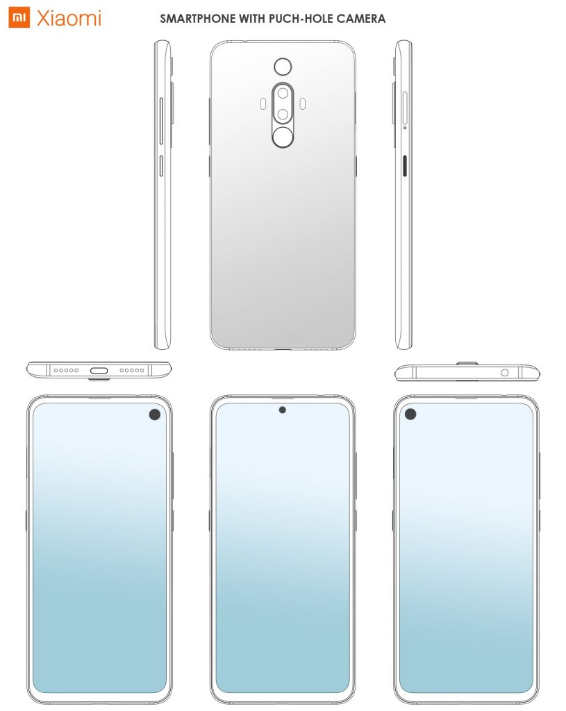 Patente de Xiaomi