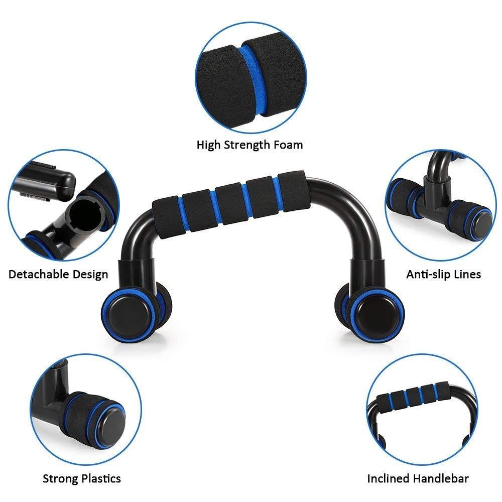 TOMSHOO 5-In-1 AB Wheel Roller Kit Características estructura