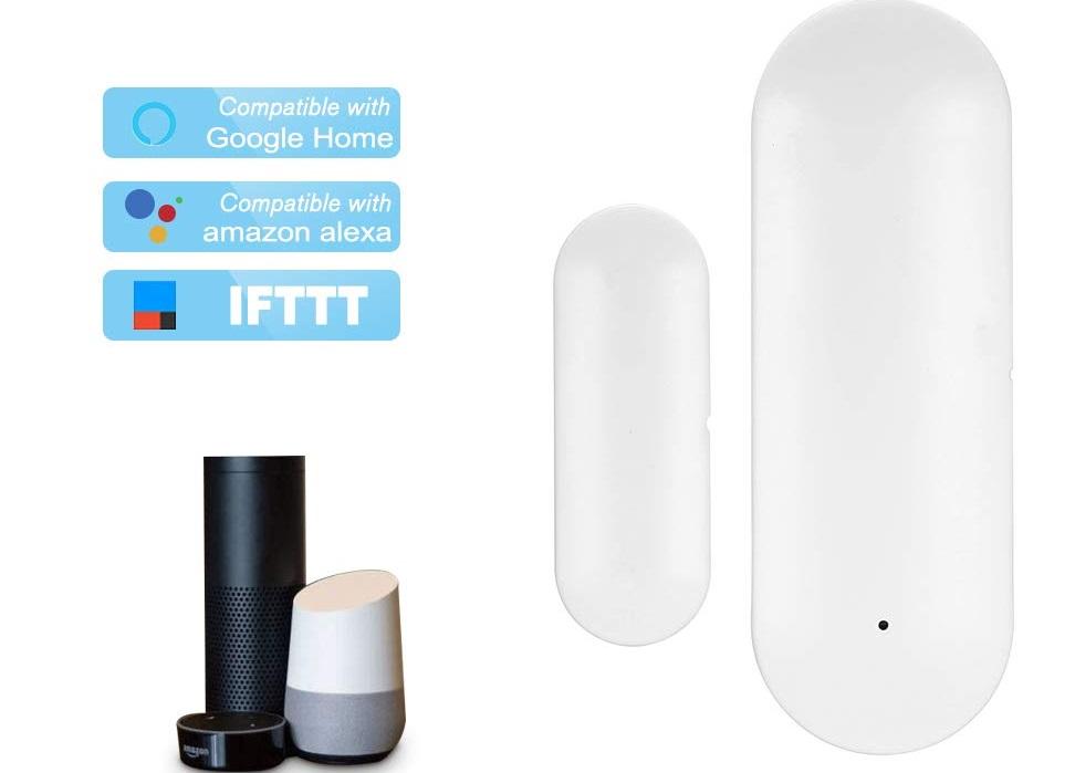Wireless Door Window Sensor WiFi Smart Door intro