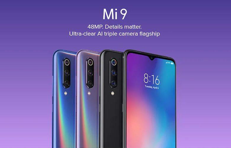 Xiaomi Mi 9 4G
