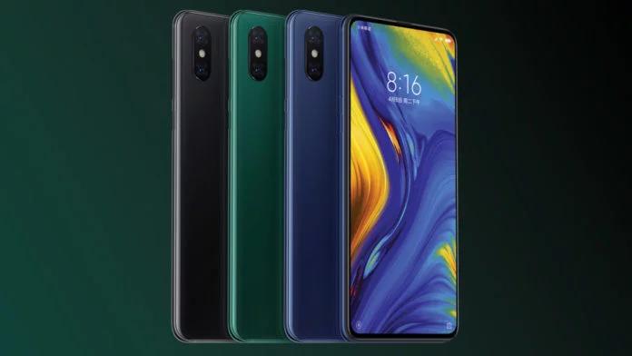 Xiaomi Mi MIX 4 - Modelos