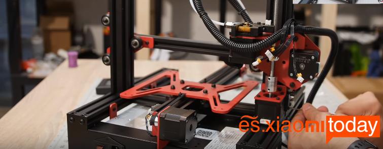 Alfawise U30 Pro Análisis: Proceso de montaje