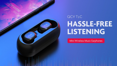 Auriculares Inalámbricos QCY T1C