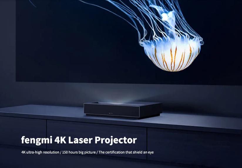 Proyector láser Fengmi 4K