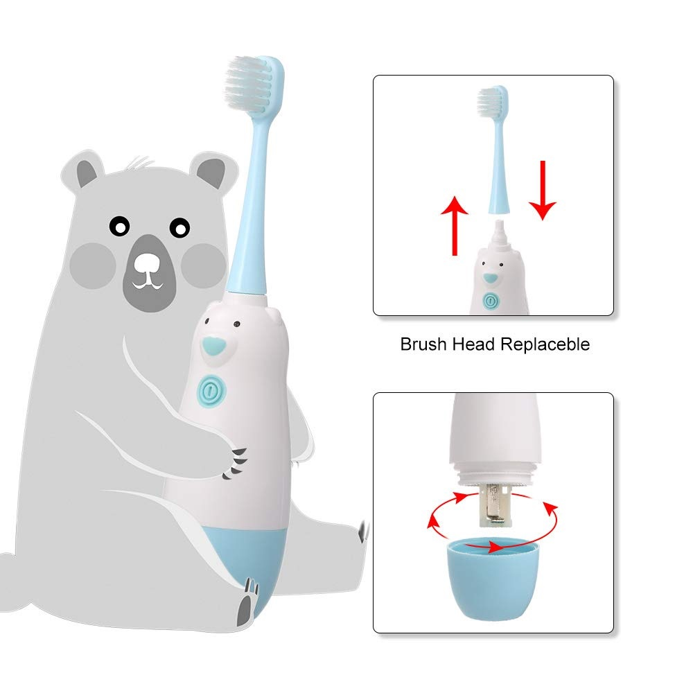 Anself Electric Toothbrush diseño