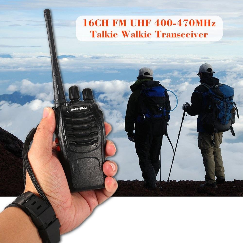 BaoFeng Radio Portable distancia