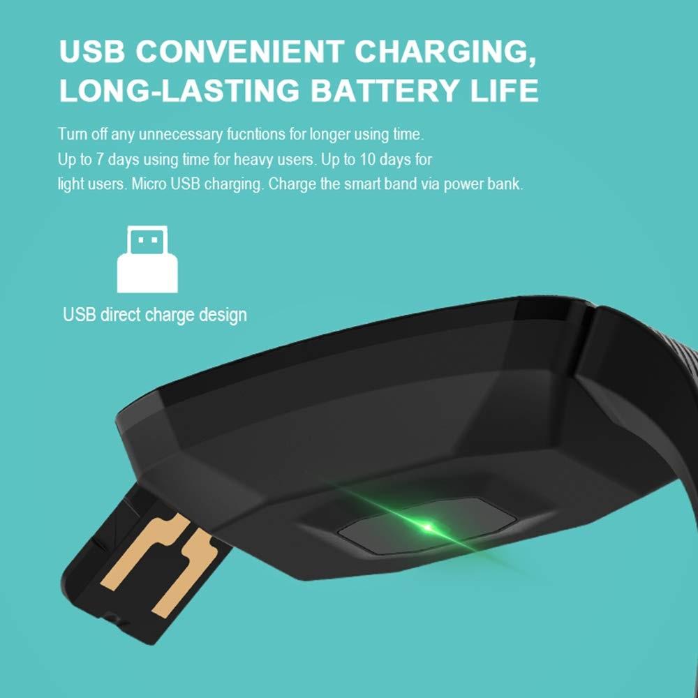 Explopur BT Smart Bracelet USB