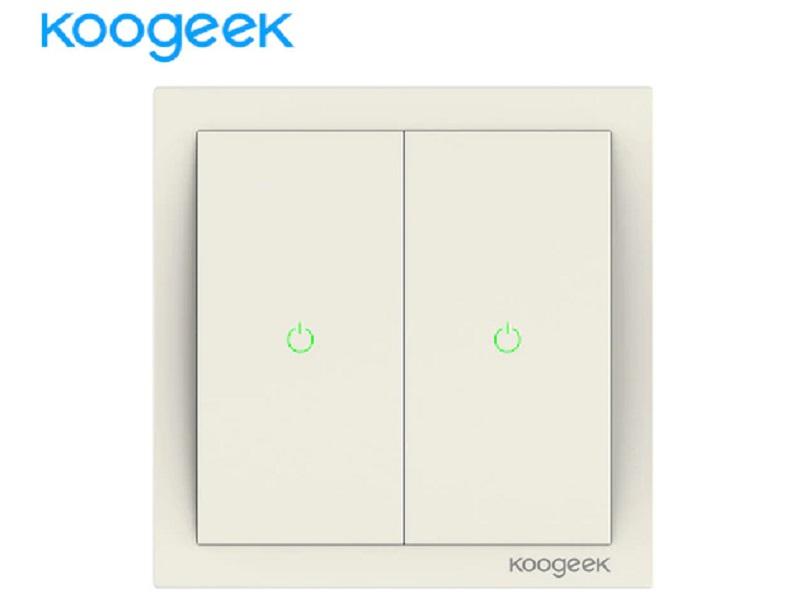Koogeek Wi-Fi Smart Light Switc destaca