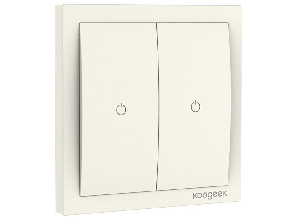 Koogeek Wi-Fi Smart Light Switc intro