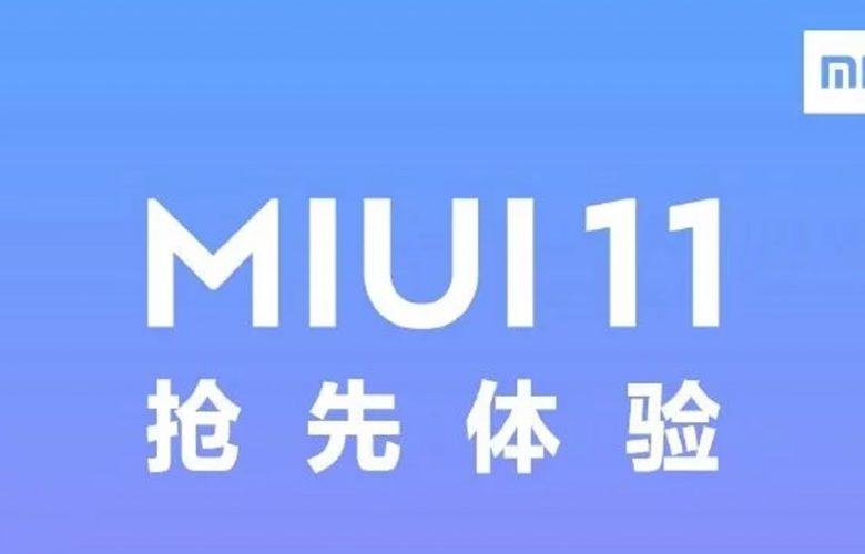 MIUI 11 - Xiaomi