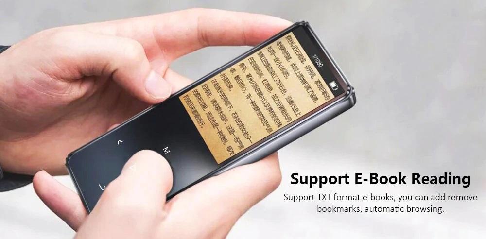 Music Player Bluetooth características
