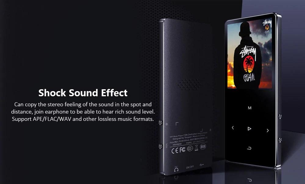 Music Player Bluetooth prestaciones