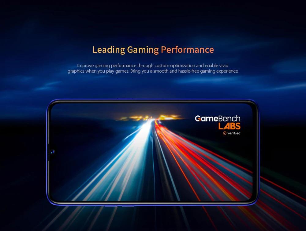 OPPO Realme 3 Pro pantalla