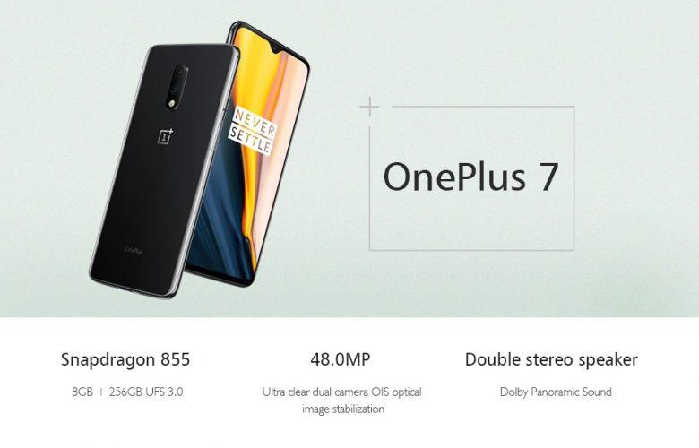 OnePlus 7 intro