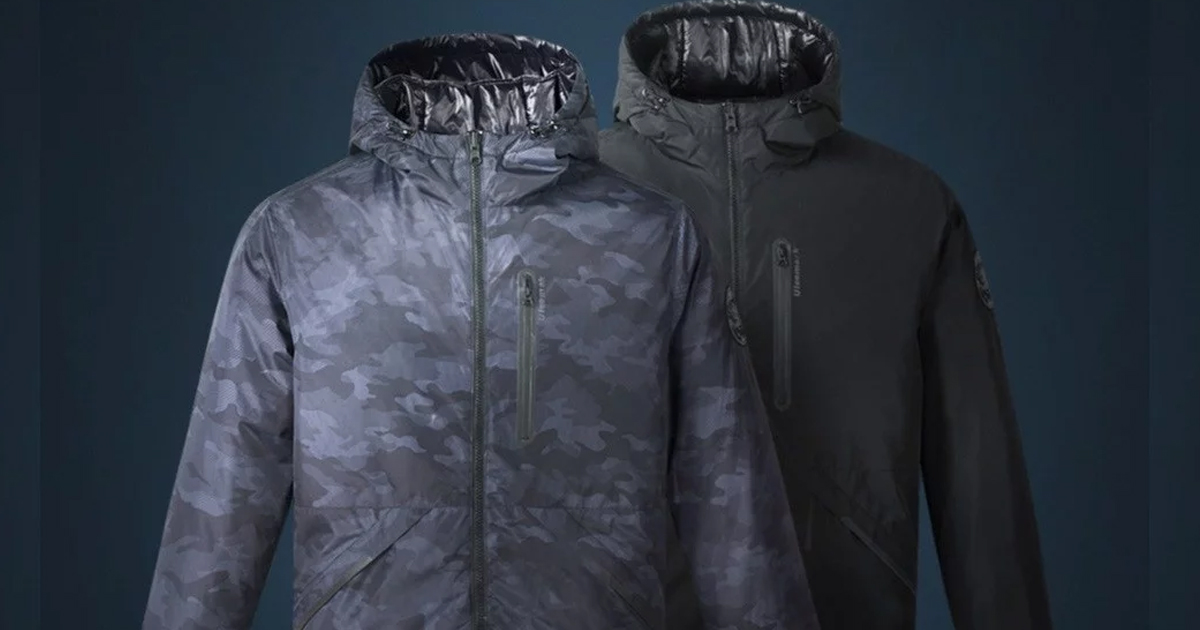 ULEEMARK Smart Down Jacket 3