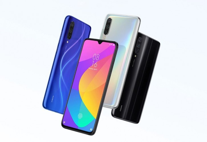 Xiaomi Mi 9 Lite - Modelos