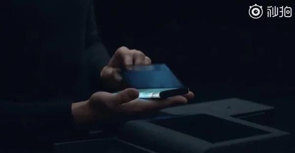 Xiaomi Mi MIX Alpha - video