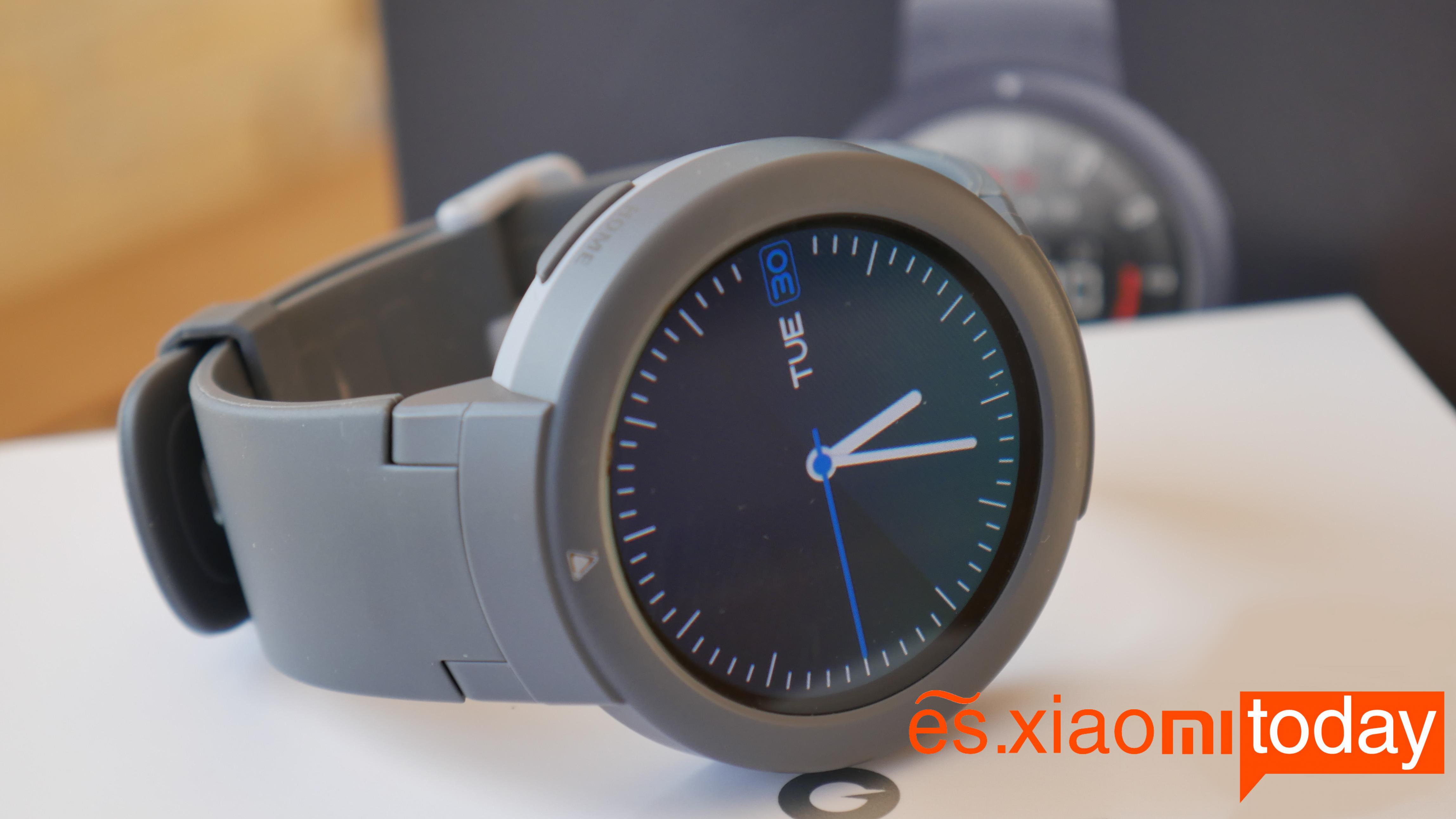 Amazfit Verge Lite Análisis: el mejor reloj deportivo lanzado por Xiaomi