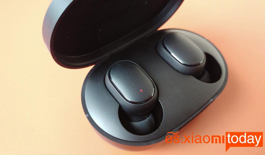 Redmi Airdots Análisis: micrófono