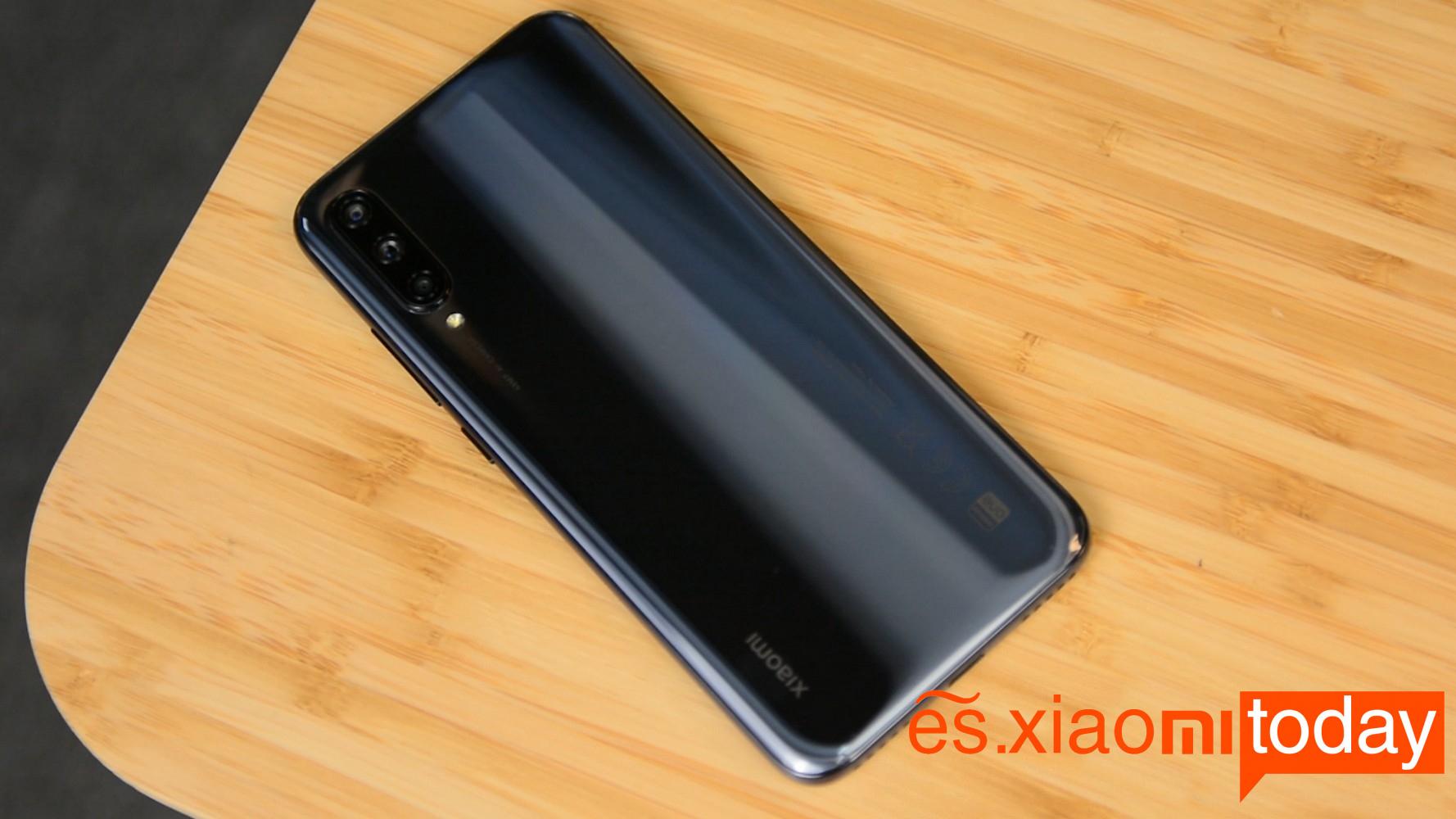 Xiaomi Mi A3 Análisis: software