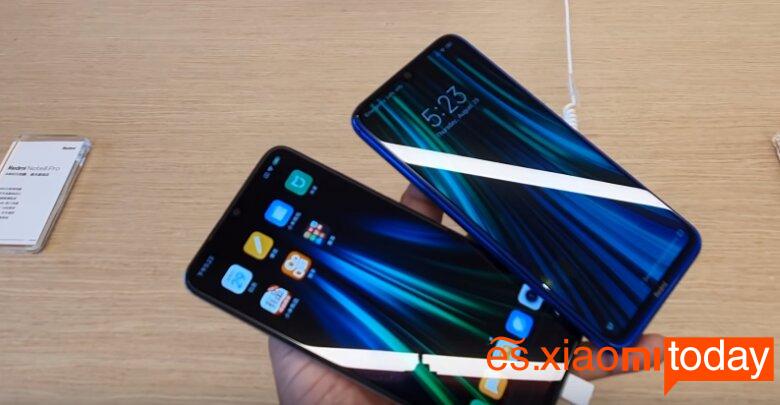 Xiaomi Redmi Note 8 Pro vs Redmi Note 8