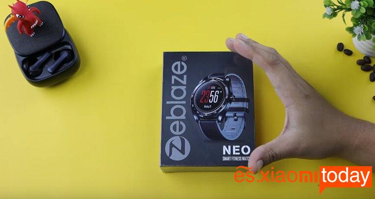 Zeblaze NEO Análisis: ¡uno de los mejores relojes inteligentes del mercado!