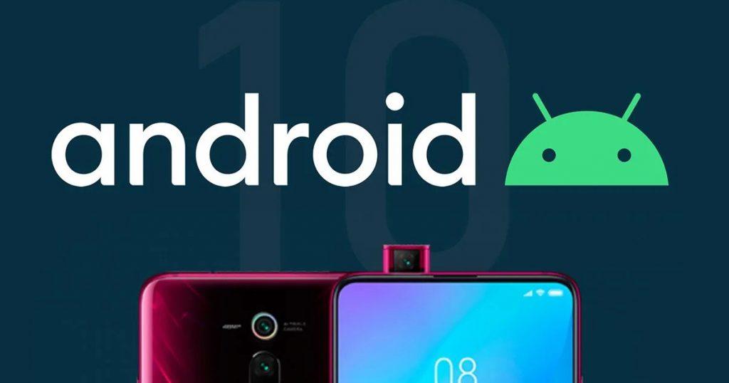 Android 10 - Actualización