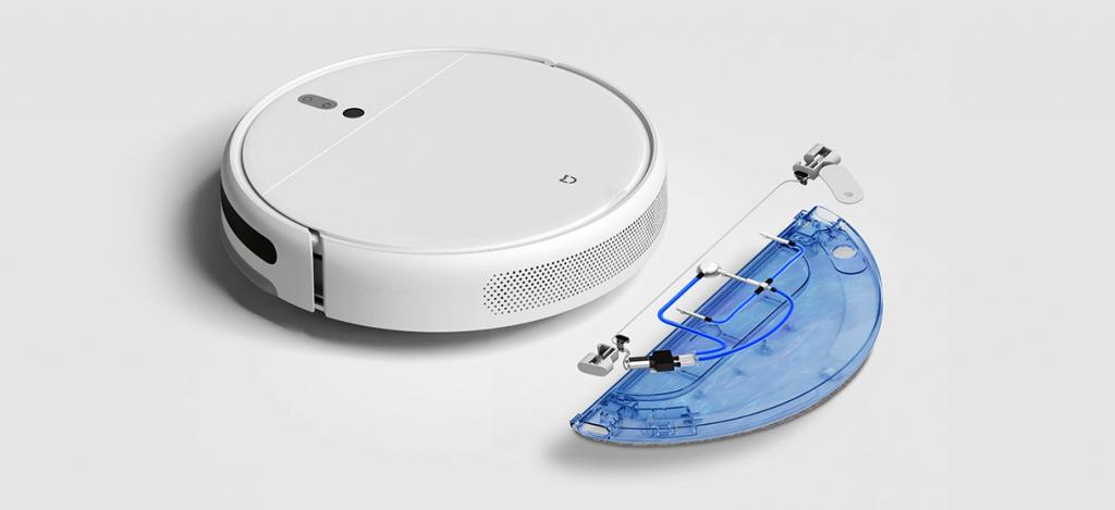 Mijia Sweeping Robot 1C - Design