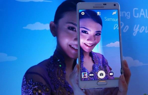 Samsung Galaxy Note 10 destacada