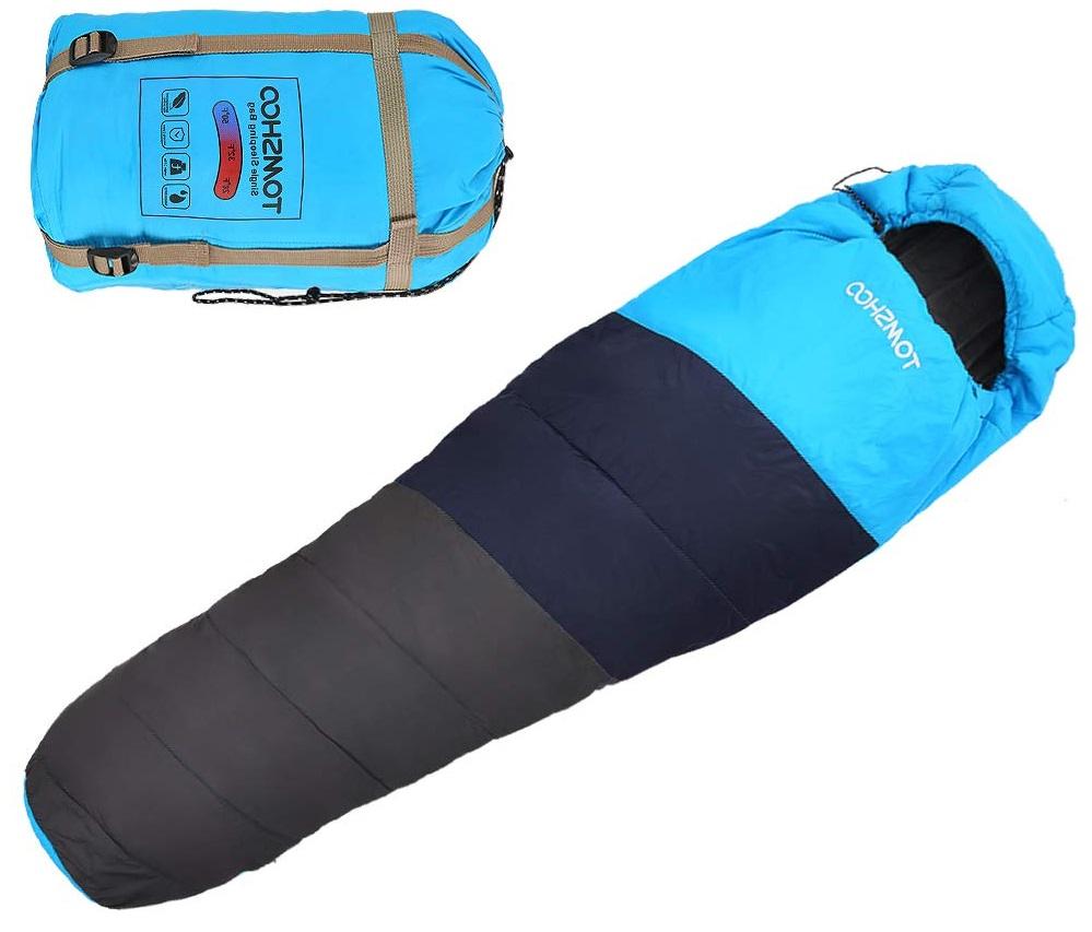 TOMSHOO Mummy Sleeping Bag diseño